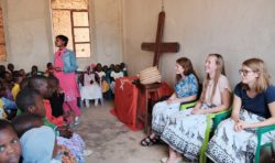 På äventyr med Gud i Tanzania