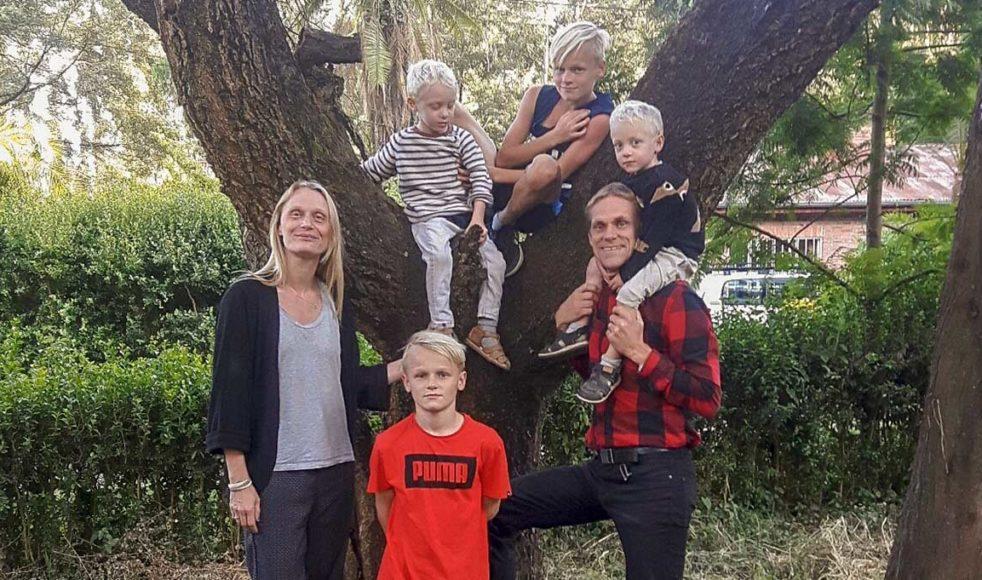 Familjen Tranefeldt