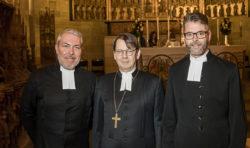 Bildreportage från en unik prästvigning