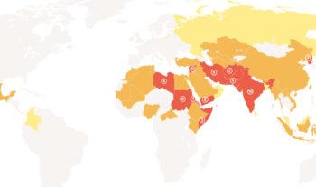 Förföljelsen av kristna ökar