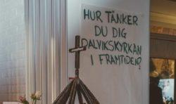 Jubileumshelg för Dalvikskyrkan