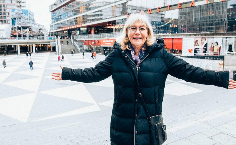 Med öppen famn för Stockholms utsatta
