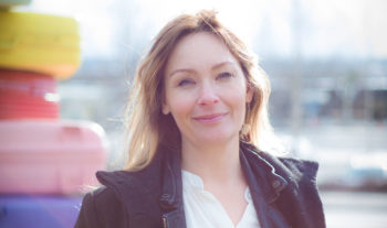 Hallå där Marie-Louise Nilsson