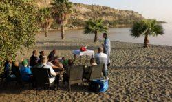 Missionärsretreat vid Langanosjön i Etiopien