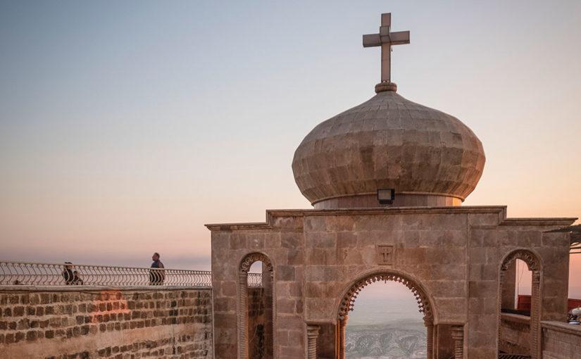 Bildreportage: Iraks förföljda kristna