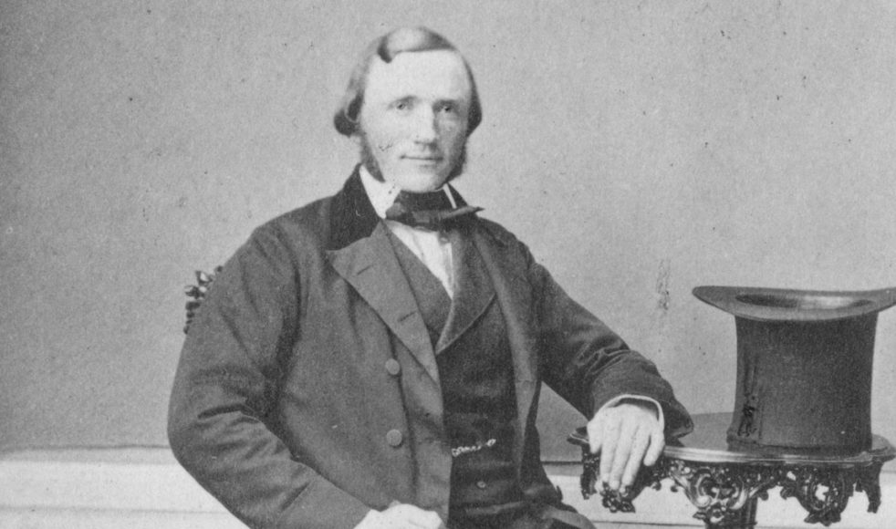 Hans Jacob Lundborg.