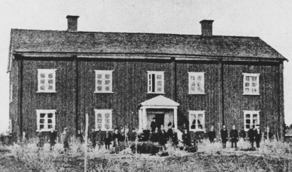 Kolportörsskolan i Grythyttan.