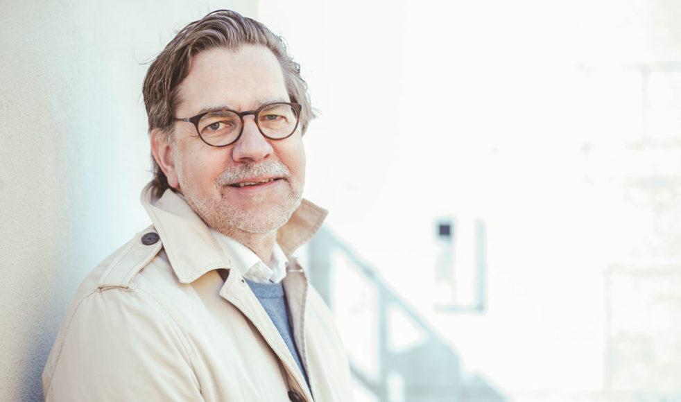 Lennart Albertsson menar att det är först när vi tar motpartens perspetiv till vårt hjärta som förlåtelsen kan komma in i bilden. Bild: Johan Ericson