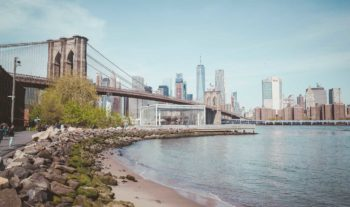 Goda nyheter från Manhattan