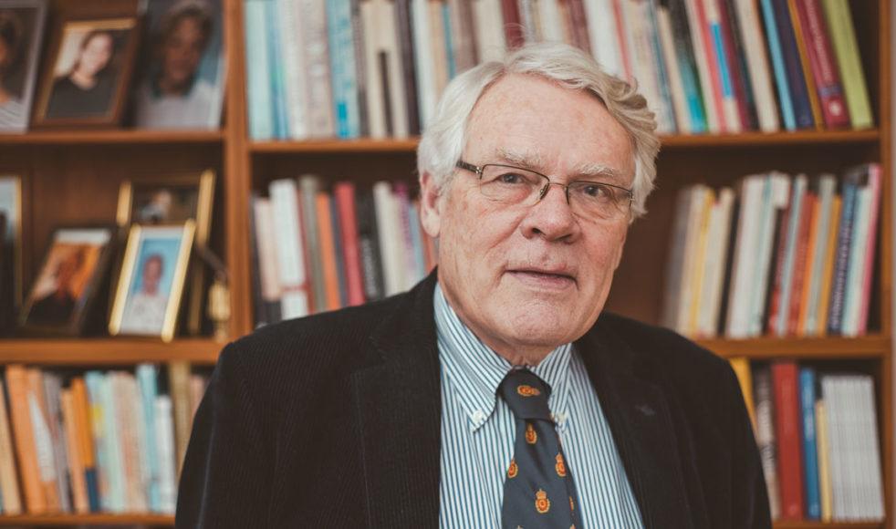 Per Hansson, professor vid Uppsala universitet. Bild: Jakob Arvidsson