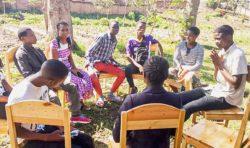 Kyrkan stärker de ungas röst i Malawi