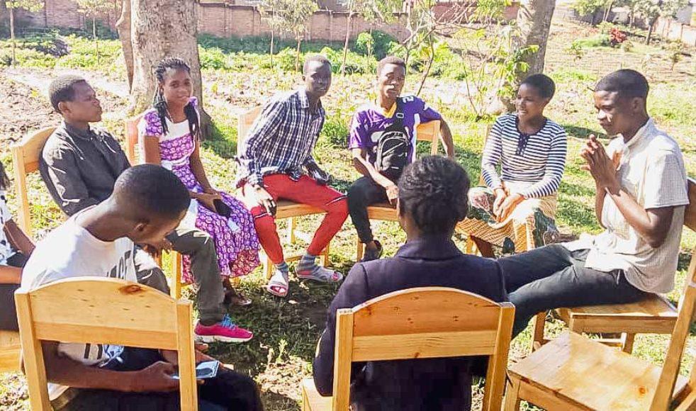 Kyrkan i Malawi vill öka sina ungdomars delaktighet i beslut och aktiviteter.