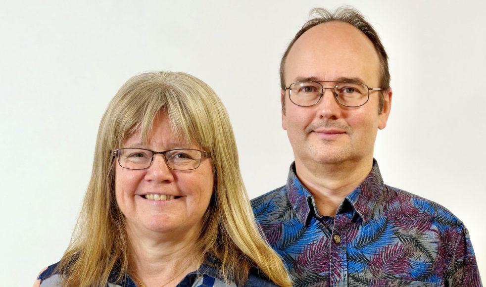 Marita och Carl Hasselberg