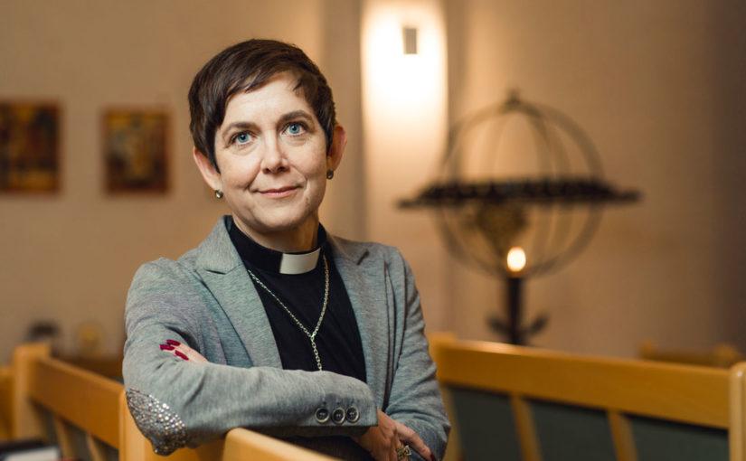 I den svåraste av tider – så leder Kerstin EFS i krisen