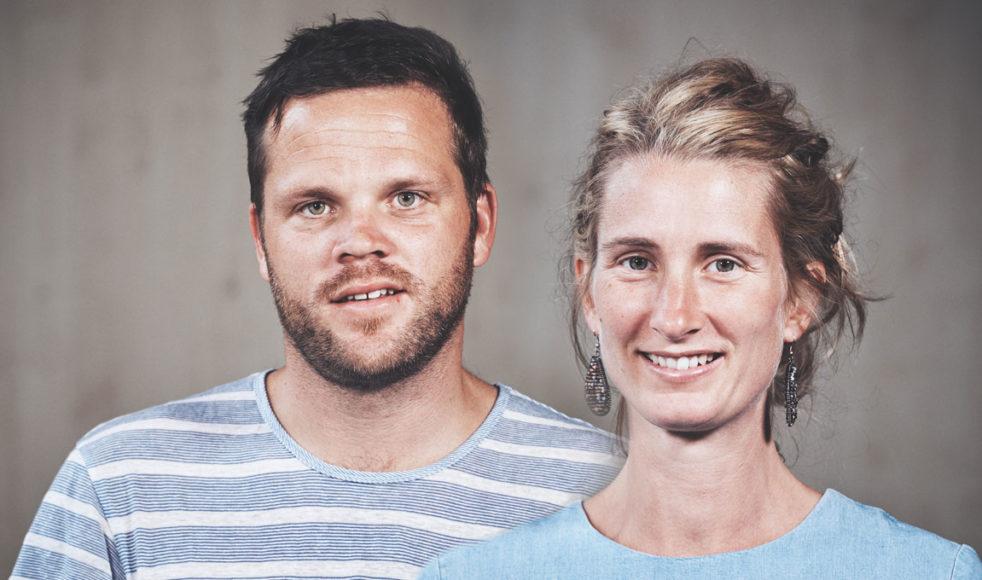 Nora och Hannes Sandahl