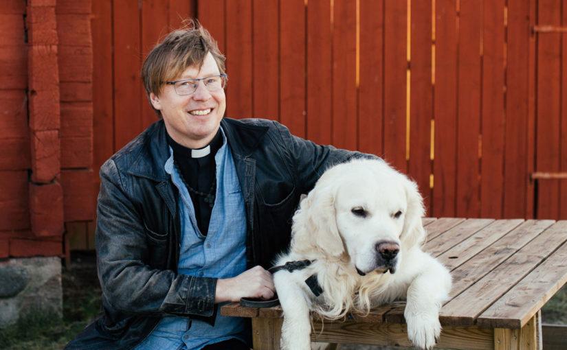 Kallelsen från ateist till präst