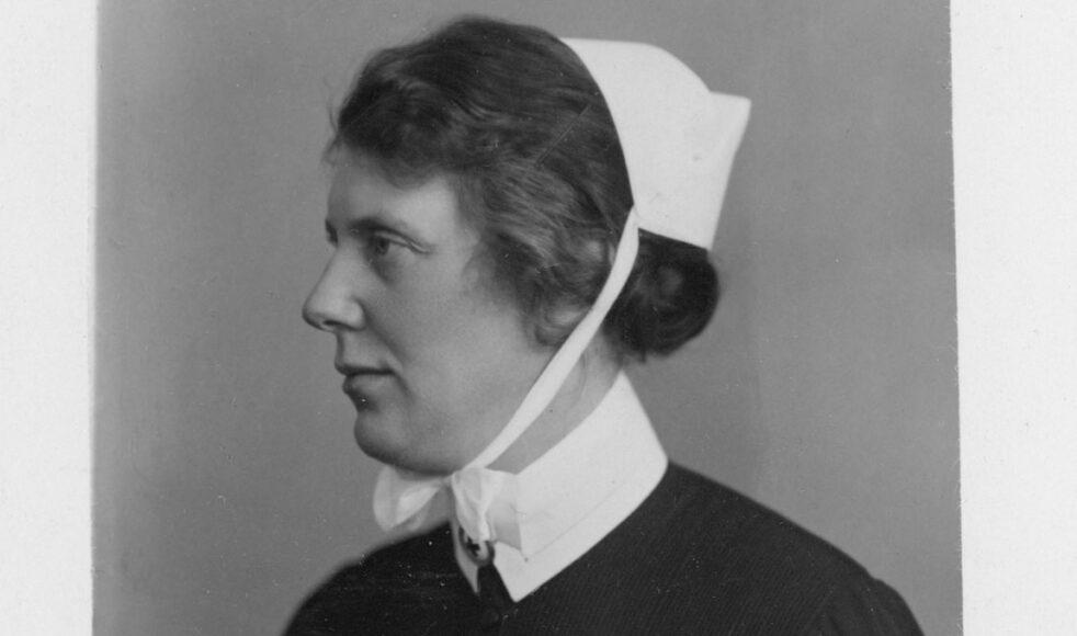 Isabella Stolpe. Bild: EFS arkiv