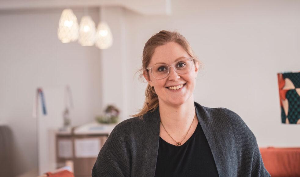 – Jag upplevde att mitt uppdrag var att vara brobyggare tillbaka till EFS, säger avgående generalsekreterare på Salt, Johanna Björkman.