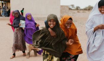 Bildreportage: Goda nyheter för Somalia