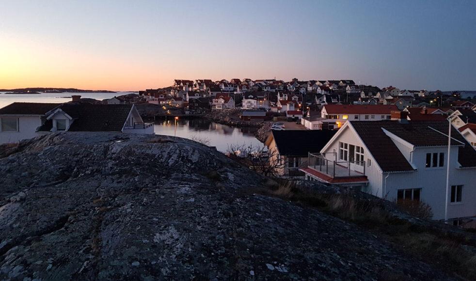 Efter 32 intensiva år i Halmstad är Per-Eive åter bosatt på ön Källö-Knippla i Göteborgs skärgård där han växte upp. Bild: Privat