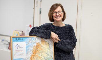 Mia Ström ny Sverigechef