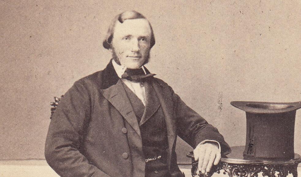Hans Jakob Lundborg.