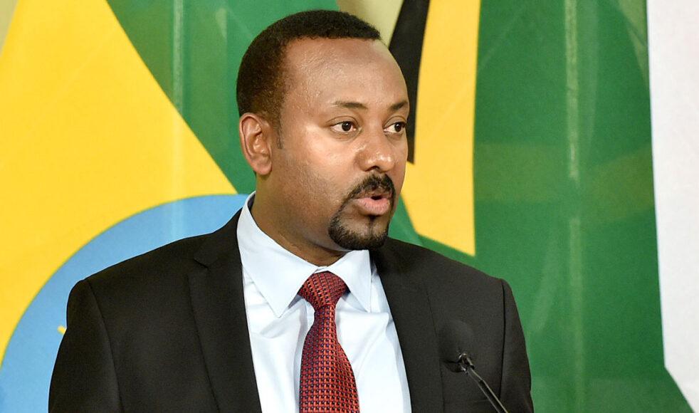 I slutet av mars erkände Etiopiens hårt kritiserade premiärminister Abiy Ahmed att eritreanska trupper befinner sig i Tigray. Bild: GCIS