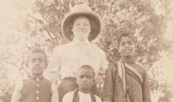Ung och inflytelserik missionärspionjär