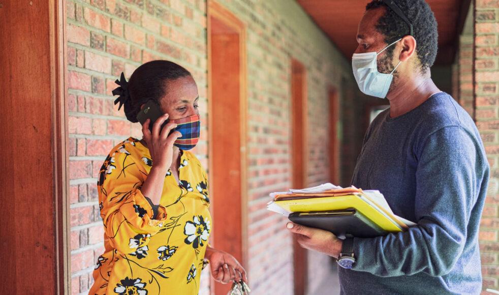 Ebisse Gudeta har haft förmånen att resa utomlands för att studera. När många av hennes studiekamrater stannade kvar valde hon att återvända till Etiopien. Hennes dröm har alltid varit att nyttja sin kompetens i sitt hemland.