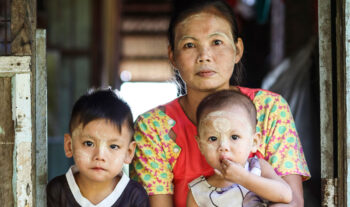 Krisen eskalerar i Myanmar
