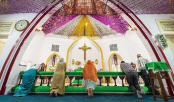 Uppmaning till bön för kyrkan i Indien