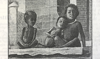 Svältkatastroferna i Indien