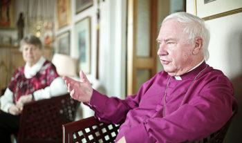 Liturgin lär oss en vördnad för det heliga