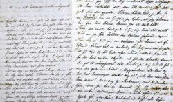 Lina Sandells privata brev