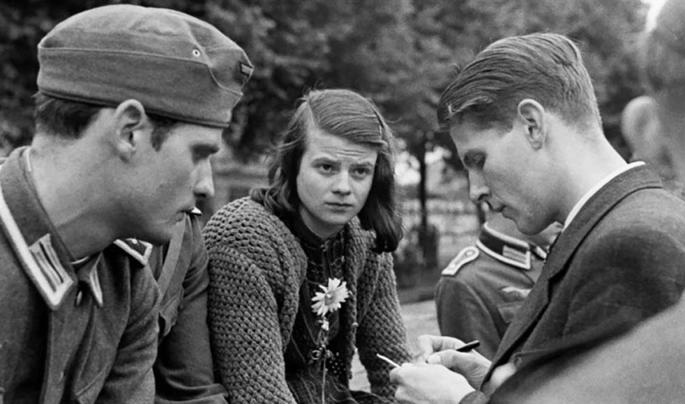 Med sina liv som insats protesterade den vita rosen mot nazistregimen.