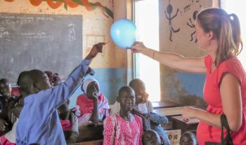 Vittnesbörd från en söndagsskola i Tanzania
