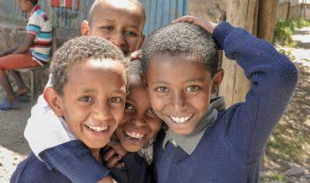Se Be Ge för barns rättigheter