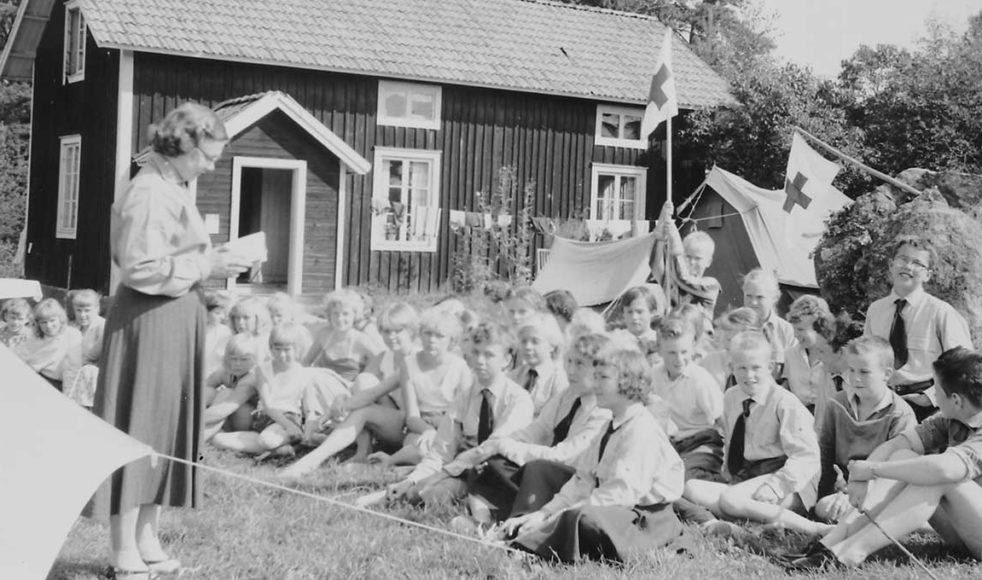 I 50 år har Olsnäsgården utanför Leksand varit en viktig mötesplats.