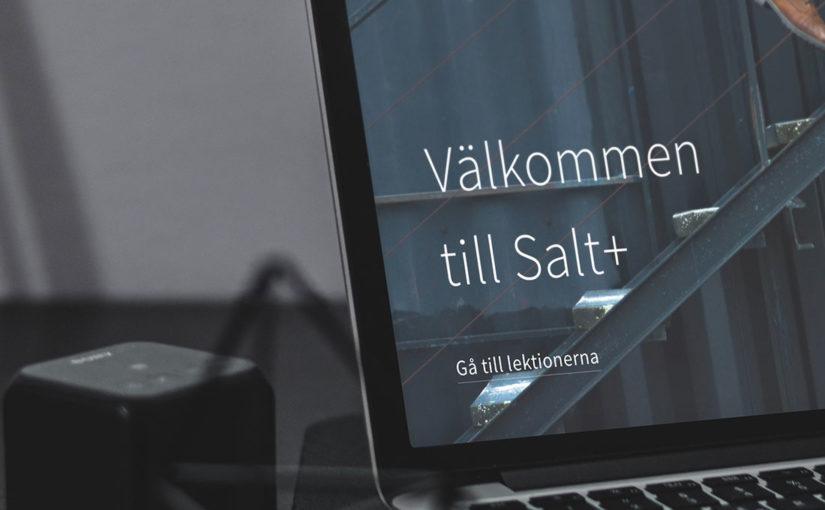 Saltplus del av ledarskapssatsning för unga