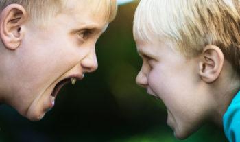 Att möta barn med utmanade beteende