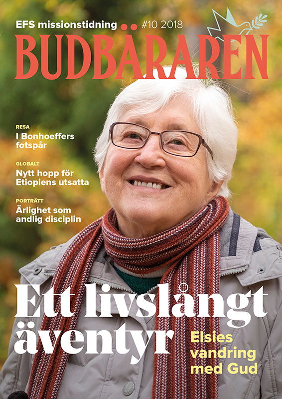 Budbararen #10 2018