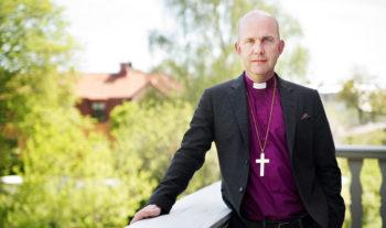 Biskop Fredrik Modeus ser möjligheter i EFS