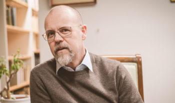 Erik utmanar EFS: »Tar vi missionsuppdraget på allvar?«