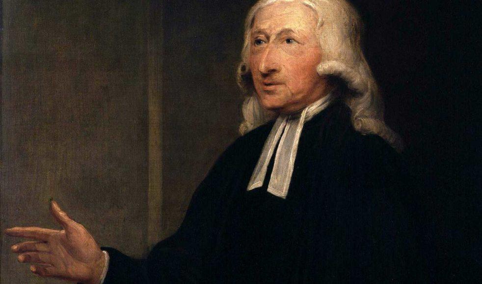 John Wesley (1703–1791) var Metodismens ledare och grundare. Mellan Wesley och pingstväckelsens genombrott finns det direkta kopplingar.