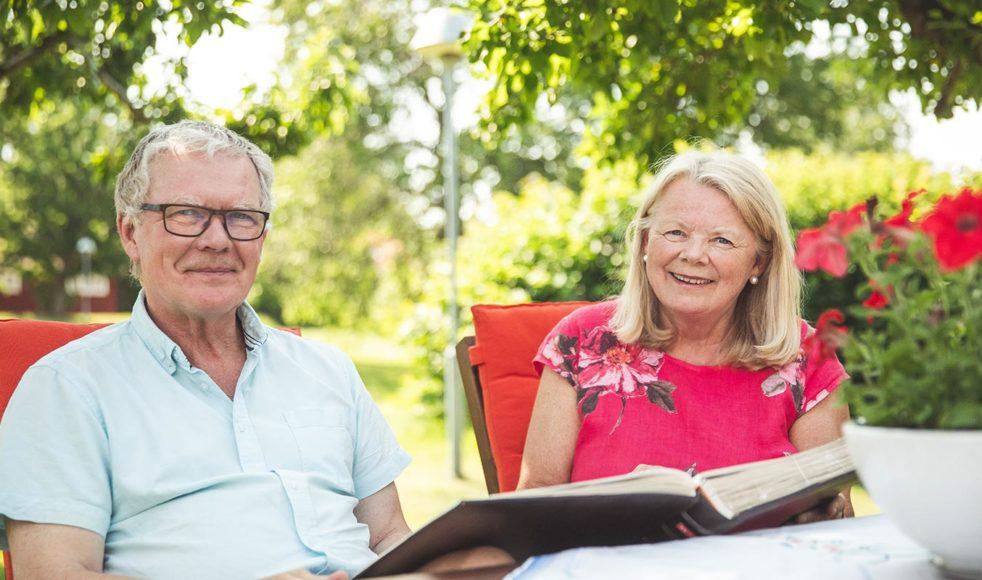 – Passionen har inte minskat, vi känner oss mer brinnande med åren, svarar Ingrid Lundström på frågan om hur det känns att gå i pension.