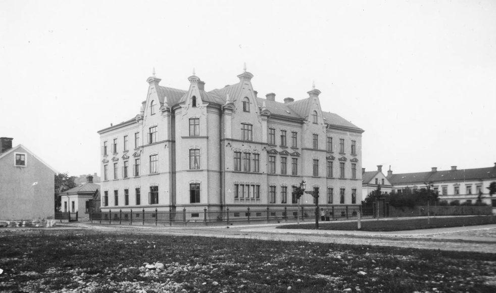 Samariterhemmet i Uppsala, 1894. Bild: digitaltmuseum.se