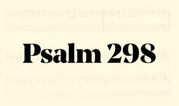 298: Gud, ditt folk är vandringsfolket