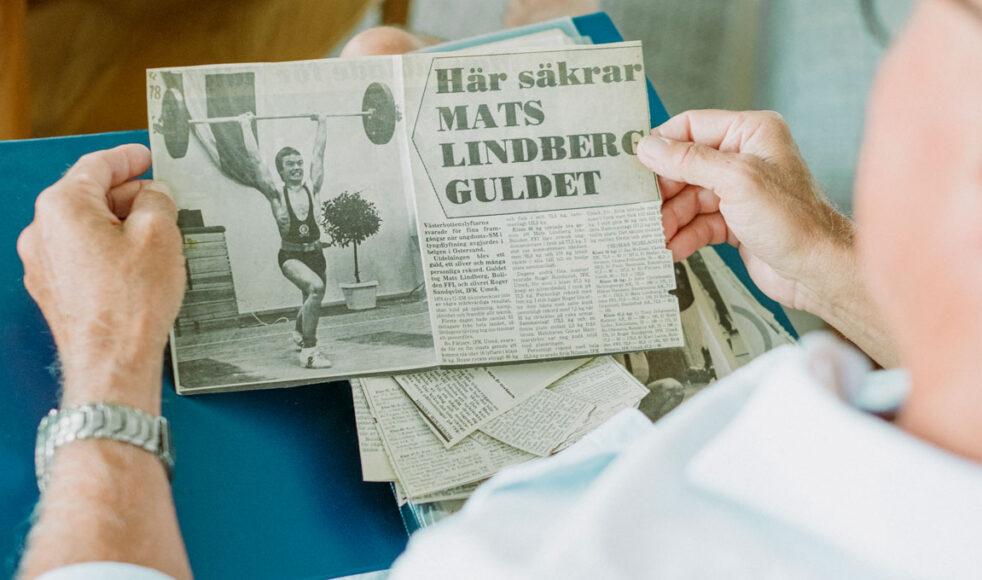 En lite dold talang hos Mats är hans förflutna som skicklig tyngdlyftare. I idrotten såsom i arbetslivet strävar han alltid efter tydliga mål och vill att alla runt sig ska känna en tydlighet i riktningen framåt.