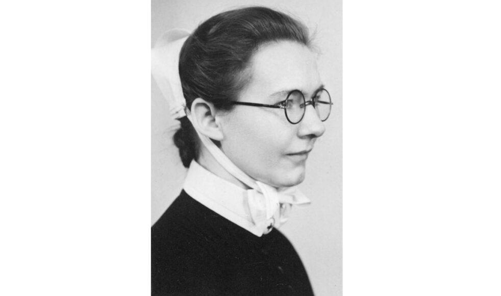 Lydia Larsson verkade i missionens tjänst mellan 1947 och 1975.
