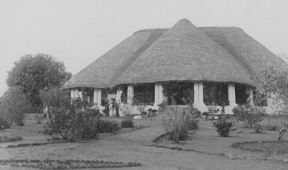 Barnhemsbungalown i Chhindwara.